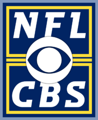 NFL on CBS logo (1998-2005)