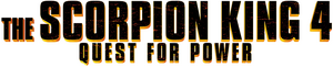 The scorpion king 4 quest for powerlogo