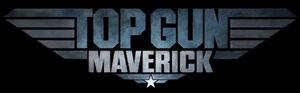 Top gun maverick logo