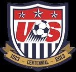 United States Soccer Federation logo (100th anniversary)