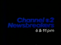 WCBS 1979 Channel 2 Newsbreakers Promo