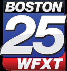 WFXT Boston 25 logo