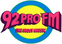 WPRO FM Providence 1990a
