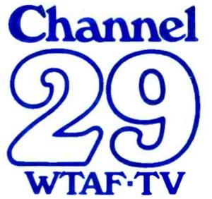 WTAF - 1975 -March 23, 1987-