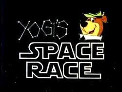 Yogis space race-show