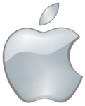 Apple glossy 2001