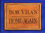 Bob Vila's Home Again 3
