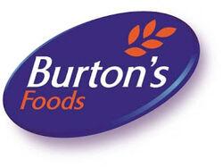Burton's Foods logo
