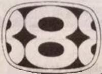 Canal 8 de Córdoba (logotipo 1971-1980)