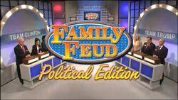 Family Feud Political Edition 2016