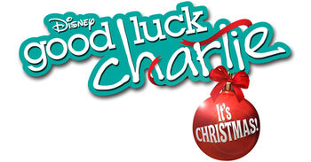 Good Luck Charlie It's Christmas movie logo