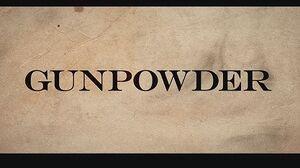Gunpowder TV series titlecard