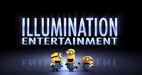 Illumination sing logo tv spot