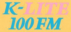 K-Lite 100 FM KIQQ