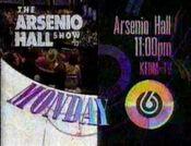 KFDM Arsenio 1991