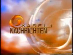 Kabel 1 Nachrichten 1997-2