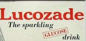 Lucozade logo 1927