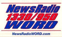 NewsRadio WORD AM 1330 and 950