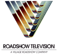 Roadshow TV print logo 1992