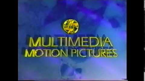 Steve Krantz Productions - Multimedia Motion Pictures 1992 -- LOGO WORLD