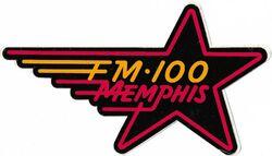 WMC FM 100 Memphis