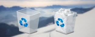 Windows 10 Recycle Bin Full And Empty