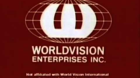 Worldvision Enterprises logo (1987)