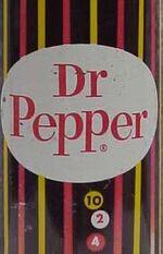 Dr. Pepper 1958