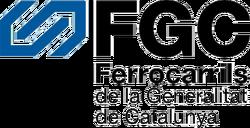 Ferrocarrils de la Generalitat de Catalunya logo old
