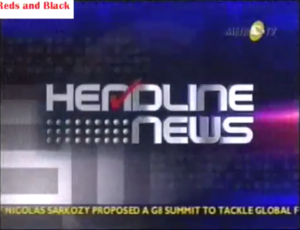 Headline news 2006