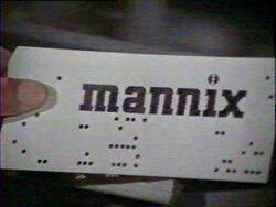 Mannix 1967