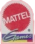 Mattel Games end of 1990s to 2001