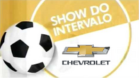 Show do Intervalo (2016) Chevrolet