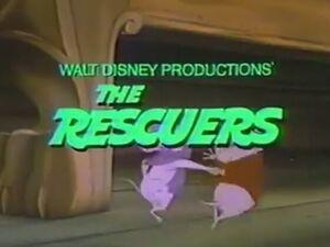 The Rescuers Disney (3153493)