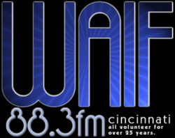 WAIF Cincinnati 2000
