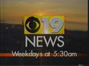 WOIO CBS19 News Weekdays at 530