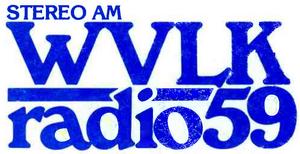 WVLK - 1980s -December 26, 1995-