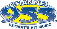 Wkqi channel 955 logo