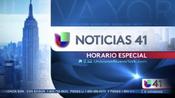 Wxtv noticias 41 horario especial package 2013
