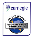 2005 Carnegie World Club Challenge Logo