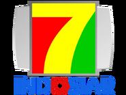7 th Indosiar wordmark
