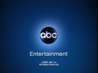 ABC Entertainemnt 2003 B