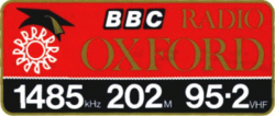 BBC R Oxford 1985