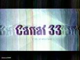 Canal 33 UHF ID 2014