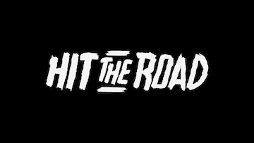 Hit the Road title card