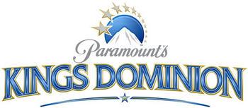 Kings Dominion logo 2003