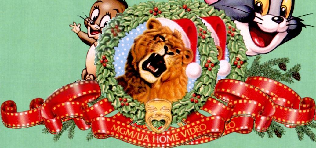 MGM-UA Home Video Christmas logo