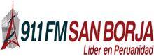 Radio san borja 91.1 FM
