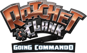 Ratchet & Clank - Going Commando