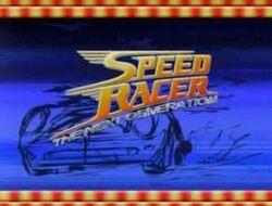 Speed racer next gen